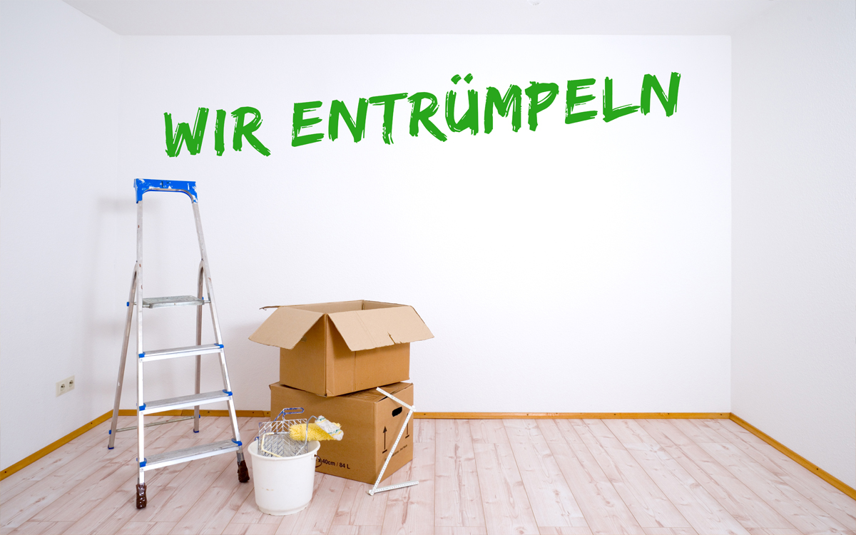 Entrümpelung in Ihlienworth